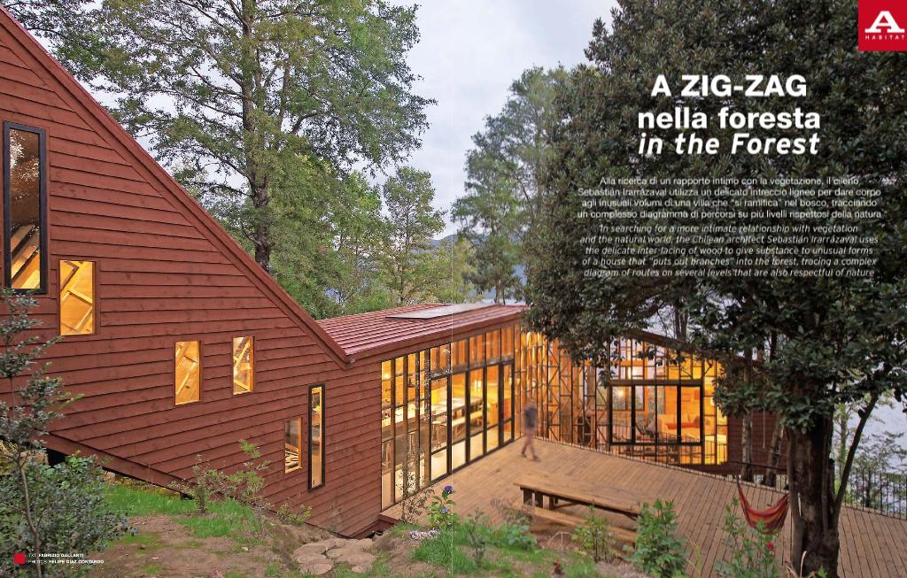 Case Di Montagna Rivista : Le riviste di interior design da cui trarre ispirazione redesign