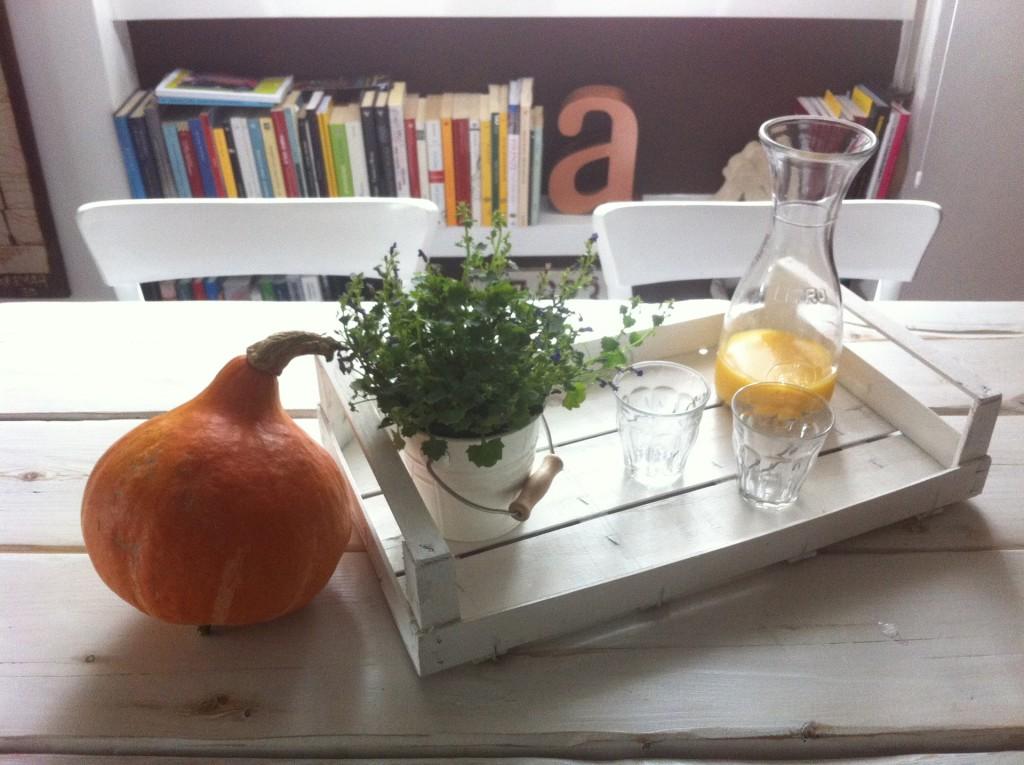 Allestire bar e ristoranti con pallet e cassette della frutta